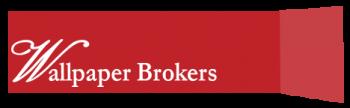 Wallpaper Brokers Logo 350x108